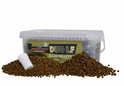 Starbaits Concept Pellets Duo Lf