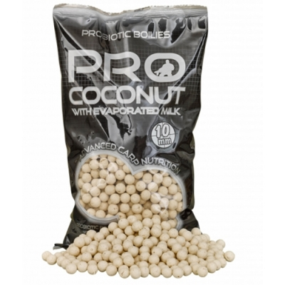Starbaits Probiotic Boilies Coconut