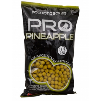 Starbaits Probiotic Boilies Pineapple