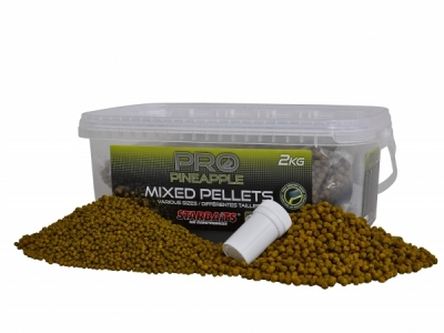 Starbaits Probiotic Pellets Mix Pineapple