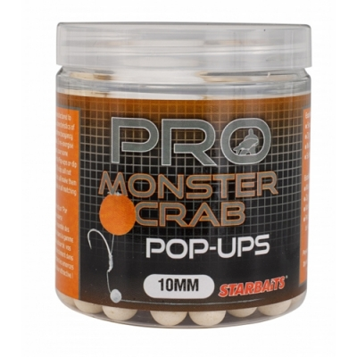 Starbaits Probiotic Pop Ups Monter Crab