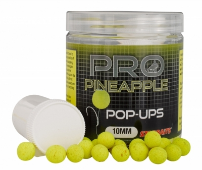 Starbaits Probiotic Pop Ups Pineapple