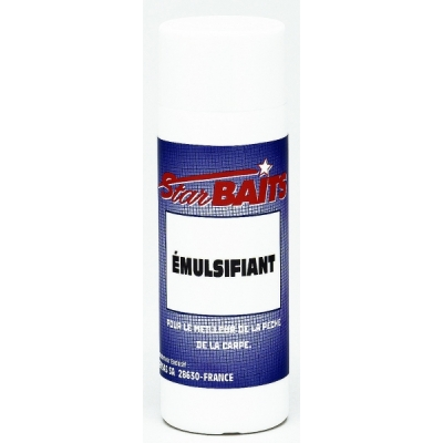 Starbaits Sb Oil Emulsifier