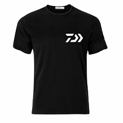 Daiwa T-Shirt Crew Black