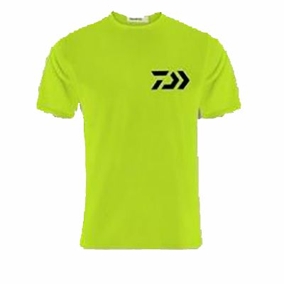Daiwa T-Shirt Crew Lime