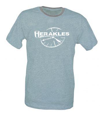 Herakles T-Shirt Grigia Herakles Time