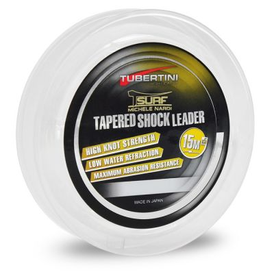 Tubertini T-Surf Tapered Shock Leader