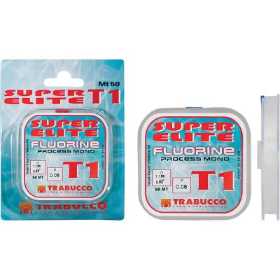Trabucco T1 Fluorine Super Elite