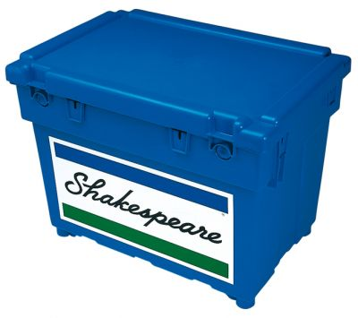 Shakespeare Team Seat Box
