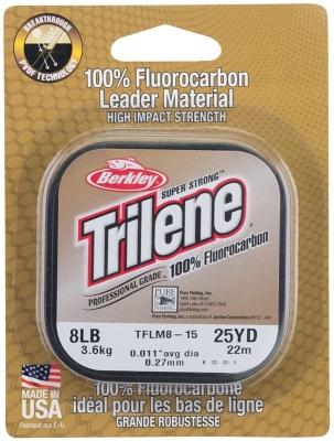 Berkley Trilene Fluorocarbon Leader 25-50 m