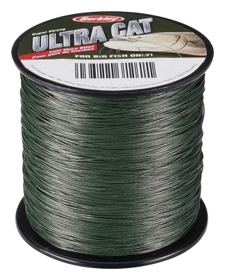 Berkley Ultra Cat Moss Green