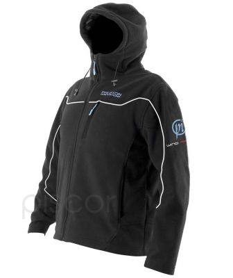 Preston Windproof Hooded Fleece Jacket
