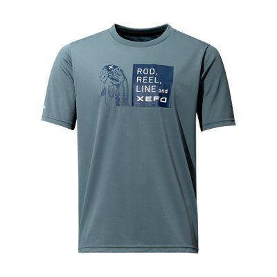 Shimano T-Shirt Manica Corta Xefo