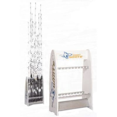 Zebco Great White Rod Stand