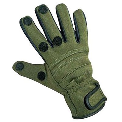 Zebco Neoprene Gloves